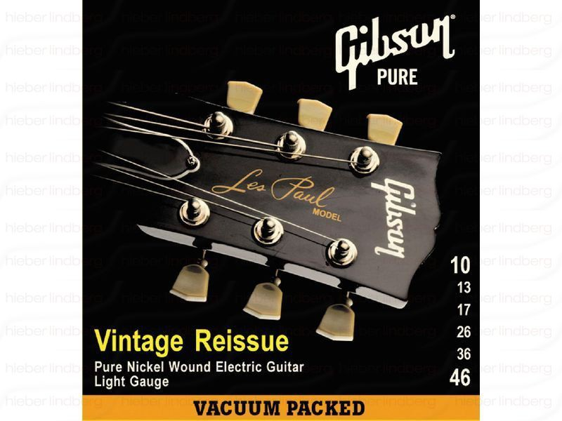 Gibson Vintage Reissue Strings 10 46