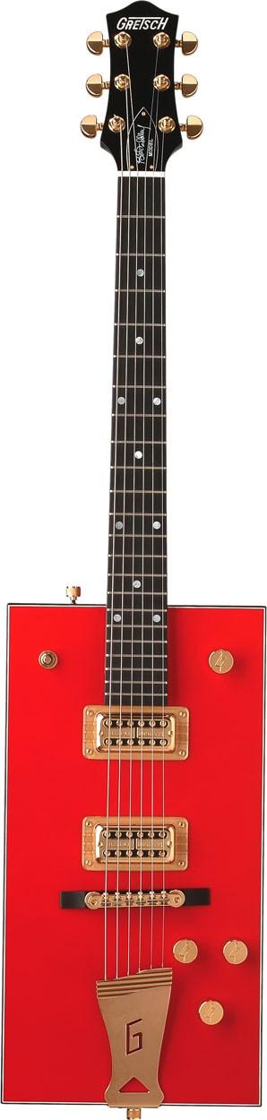 Gretsch G6138 Bo Diddley Firebird Red
