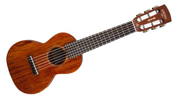 Gretsch G9126 Guitar Ukulele Natural