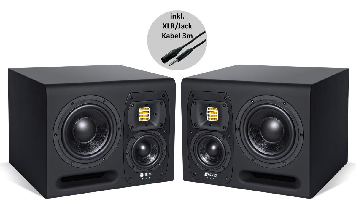 HEDD Audio Type 20 Paar   Contrik XLR Jack 3m