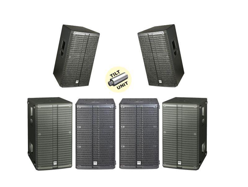 HK Audio Linear 5 Rock Pack