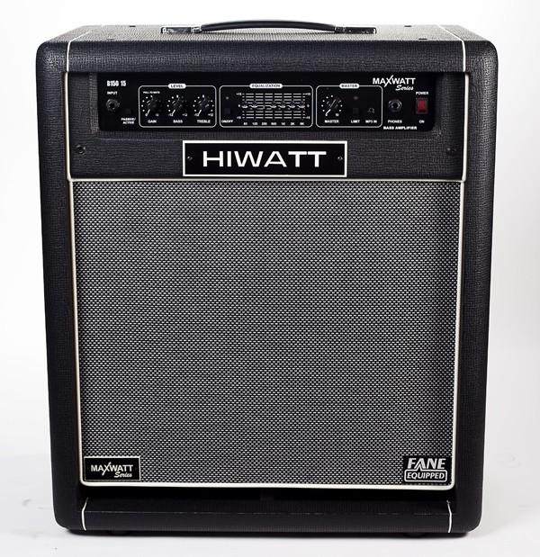 Hiwatt Maxwatt B150 15 Combo