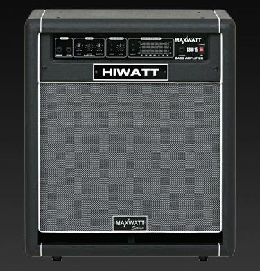 Hiwatt Maxwatt B300 15 MKII Combo