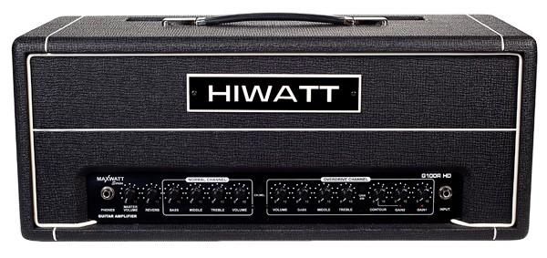 Hiwatt Maxwatt G100R Head