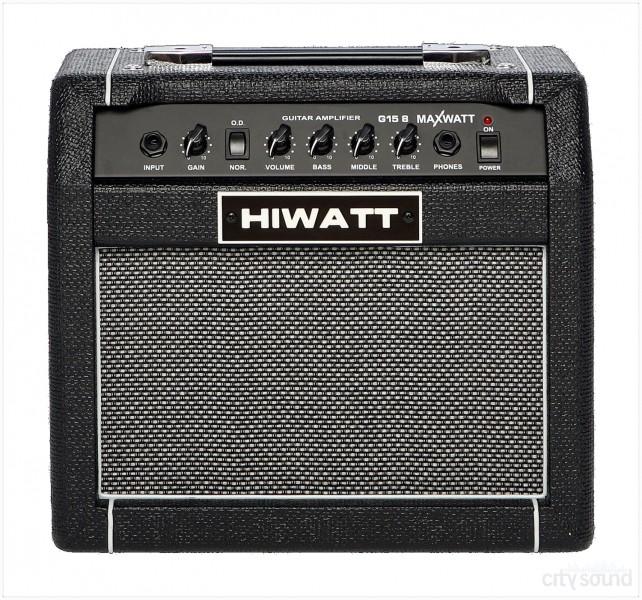 Hiwatt Maxwatt G15R 8 MKII Combo