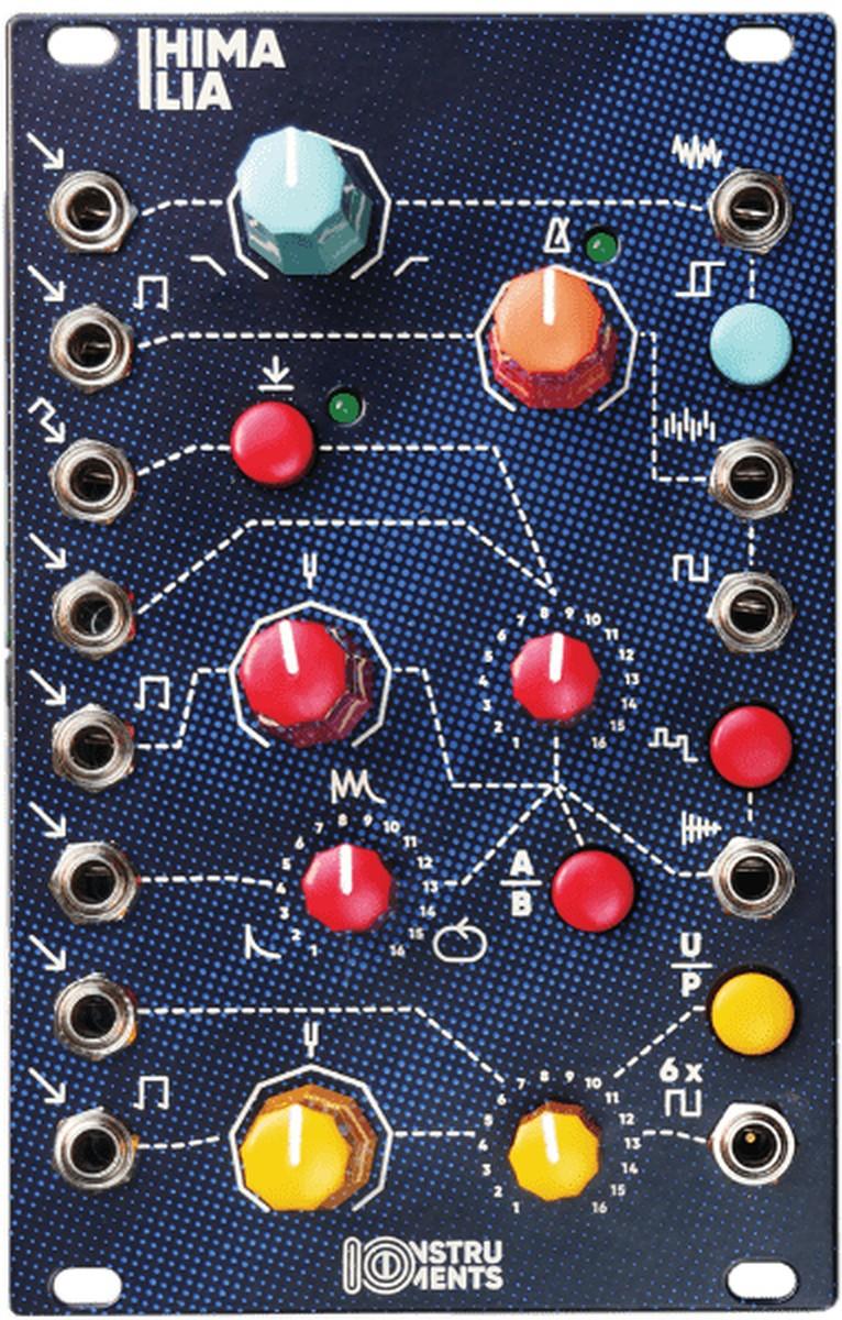IO Instruments Himalia Quad Noise Generator