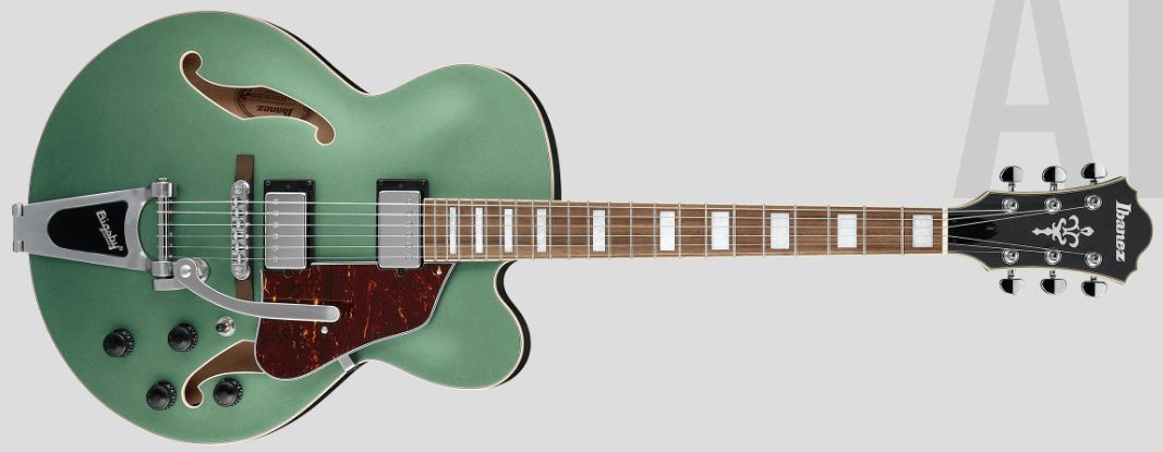Ibanez AFS75T Green