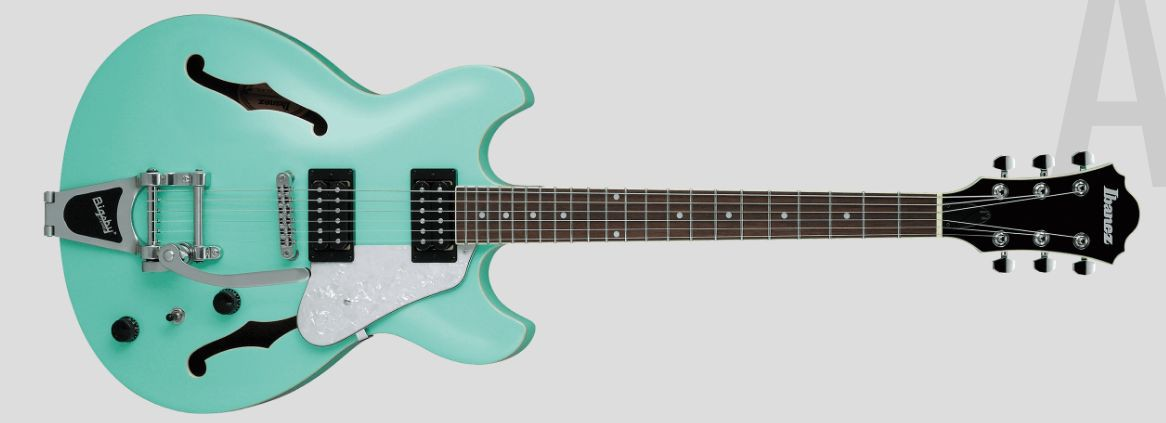 Ibanez AS63T Green