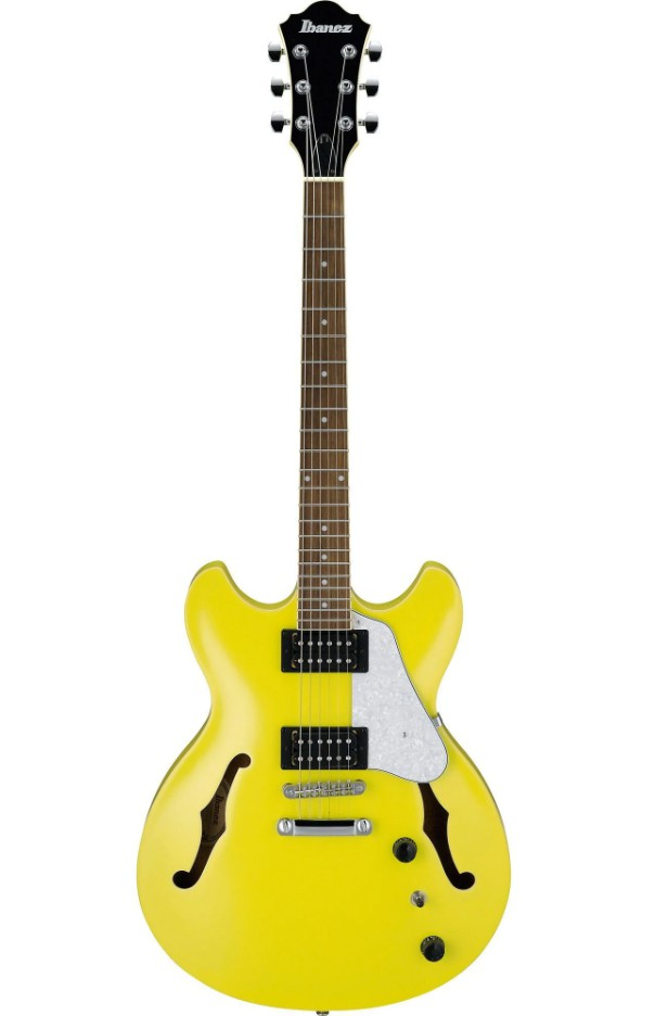 Ibanez AS63 Yellow