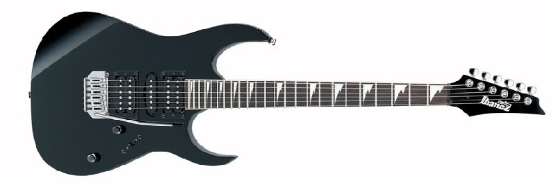Ibanez GRG170DX Black Night