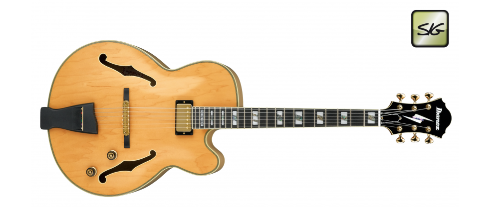 Ibanez PM200 NT Pat Metheny Natural