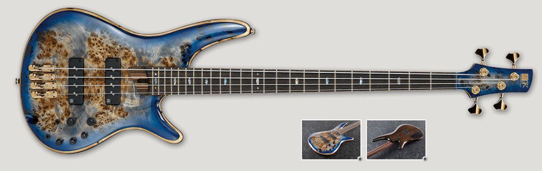 Ibanez SR2600 Cerulean Blue Burst