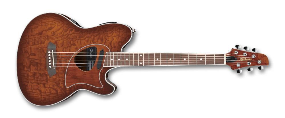 Ibanez TCM50 VBS Vintage Brown Sunburst High Gl