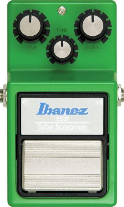 Ibanez TS9 Tube Screamer Pedal