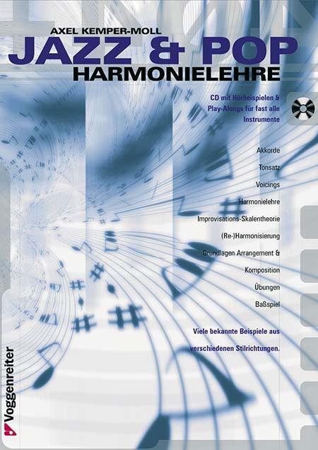 Jazz   Pop Harmonielehre von Axel Kemper Moll