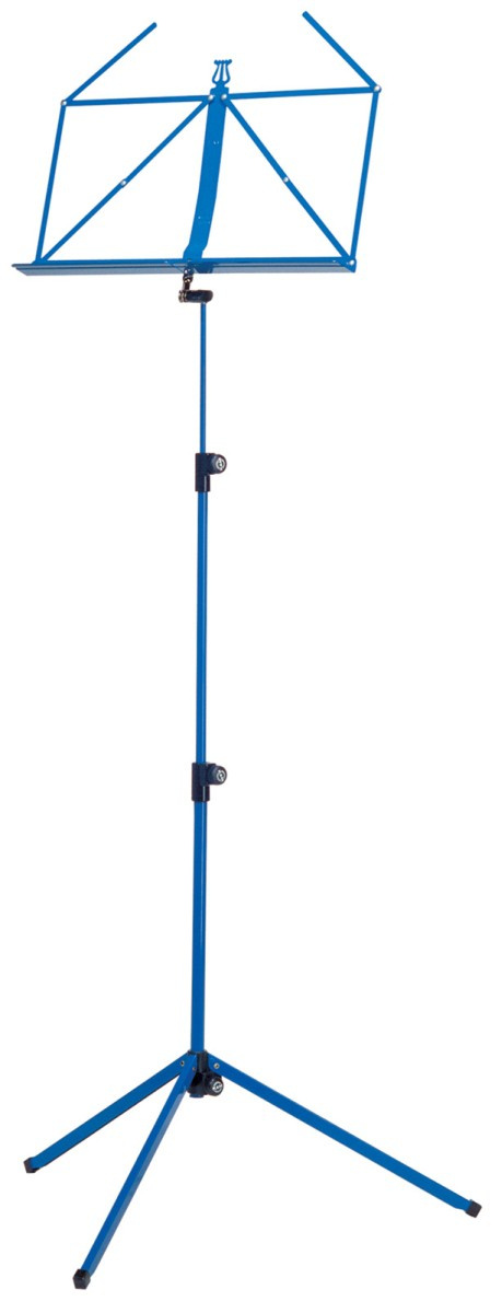K M 100 1 Notenst    nder blau