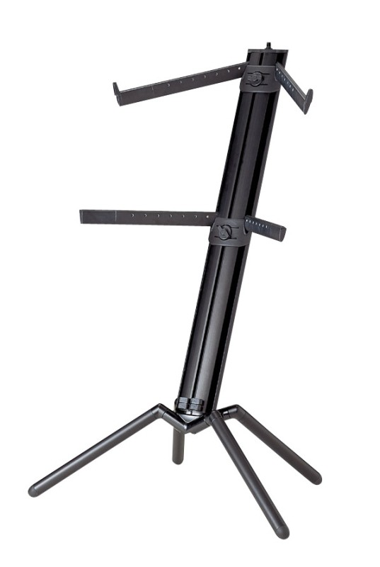 K M 18860 Spider Pro Keyboardst    nder schwarz
