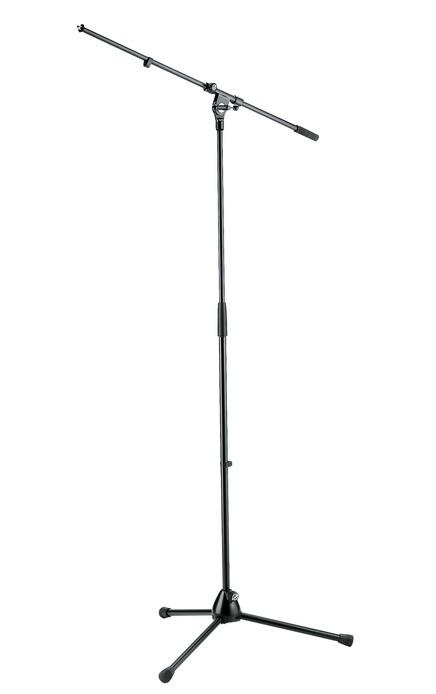 K M 210 2 Mikrofonst    nder Galgen schwarz