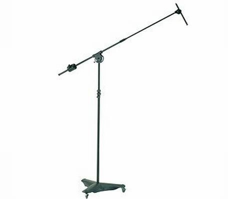 K M 21430 Overhead Mikrofonst    nder Profi