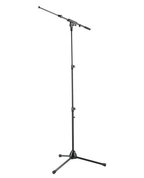 K M 25200 Mikrofonst    nder Galgen 2 fach Auszug