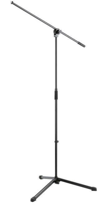 K M 25400 Mikrofonst    nder Galgen schwarz
