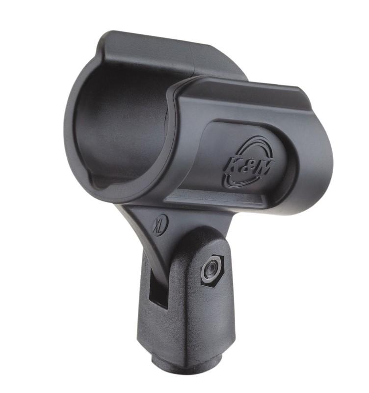 K M 85070 Mikrofon Clip 34mm bis 40mm