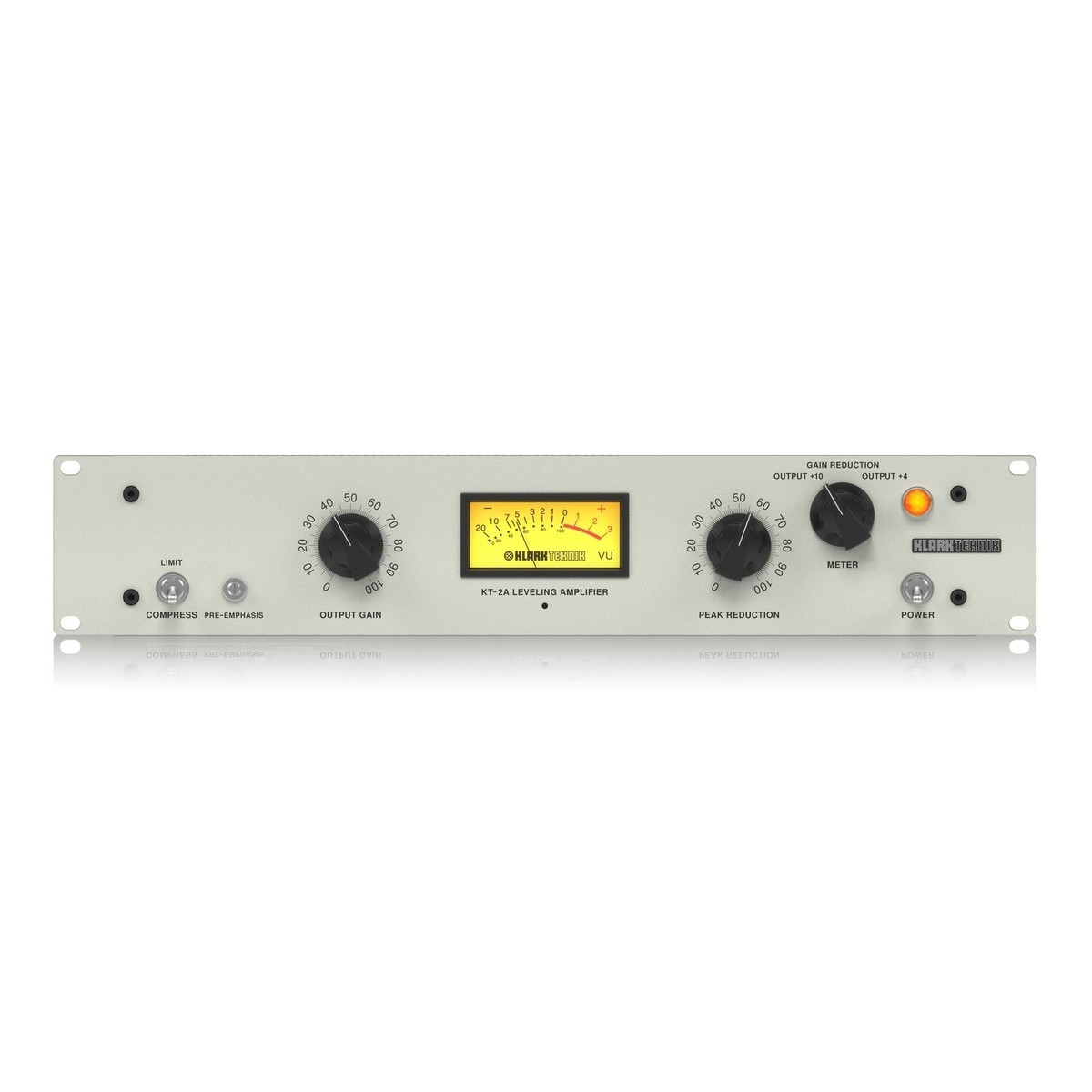 Klark Teknik KT 2A Optical Compressor