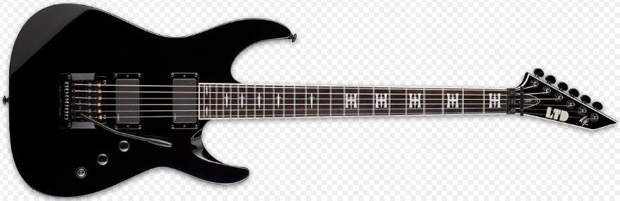 LTD JH 600 Black Jeff Hanneman