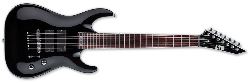 LTD SC 337 Stephen Carpenter Black