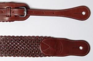 LaFerro LG11 Smooth Tobacco Leather Strap L