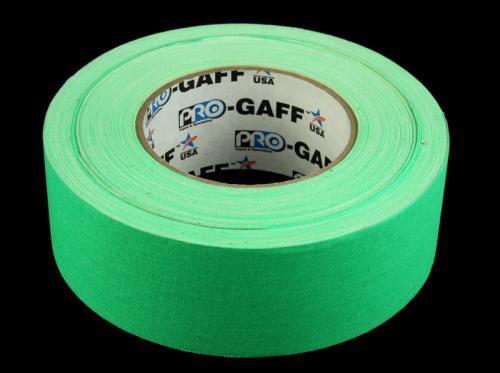 LeMark Pro Gaffer Flourescent Green