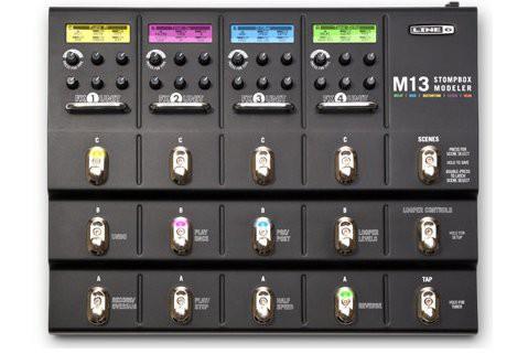 Line 6 M13 Multieffektpedal