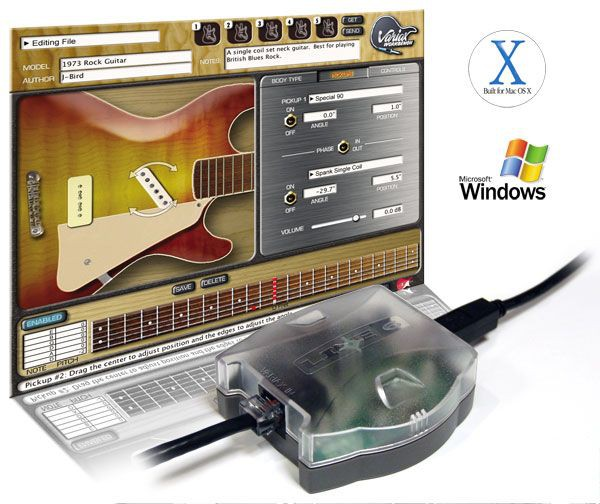 Line 6 Variax VDI USB Interface for Workbench