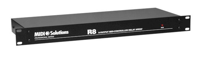 MIDI Solutions R8