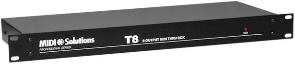 MIDI Solutions T8