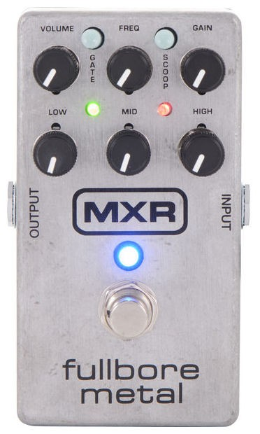 MXR M 116 Fullbore Metal Distortion