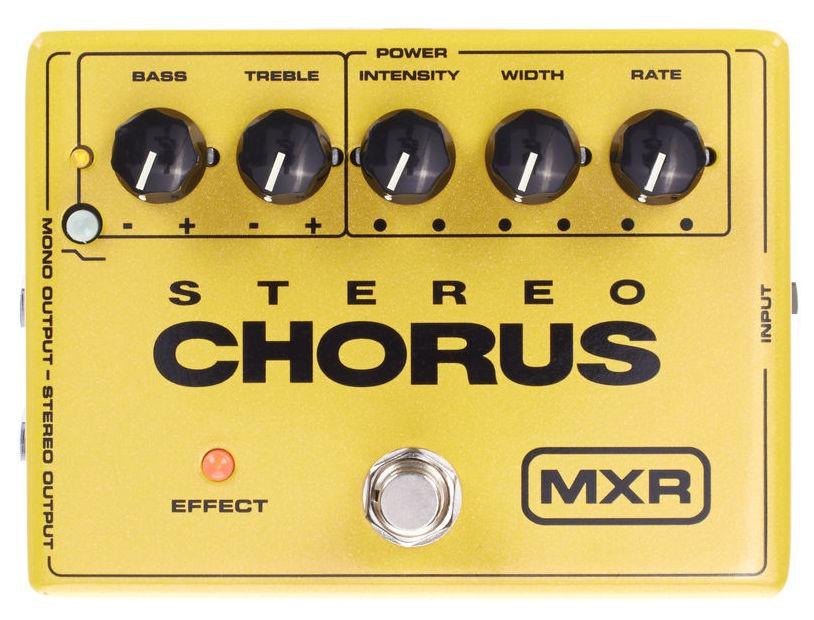 MXR M 134 Stereo Chorus