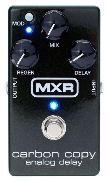MXR M 169 Carbon Copy Analog Delay