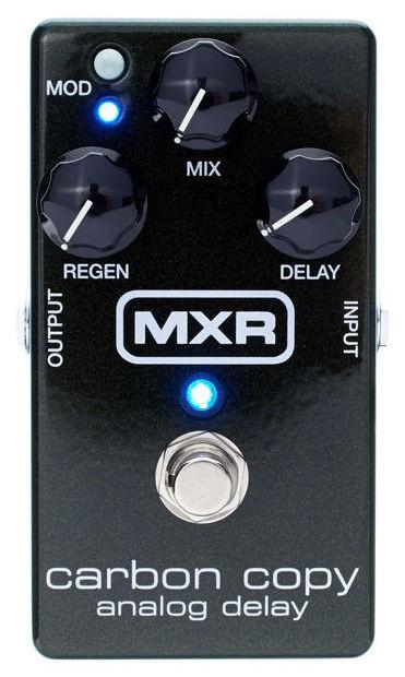 MXR M 169 Carbon Copy Analog Delay