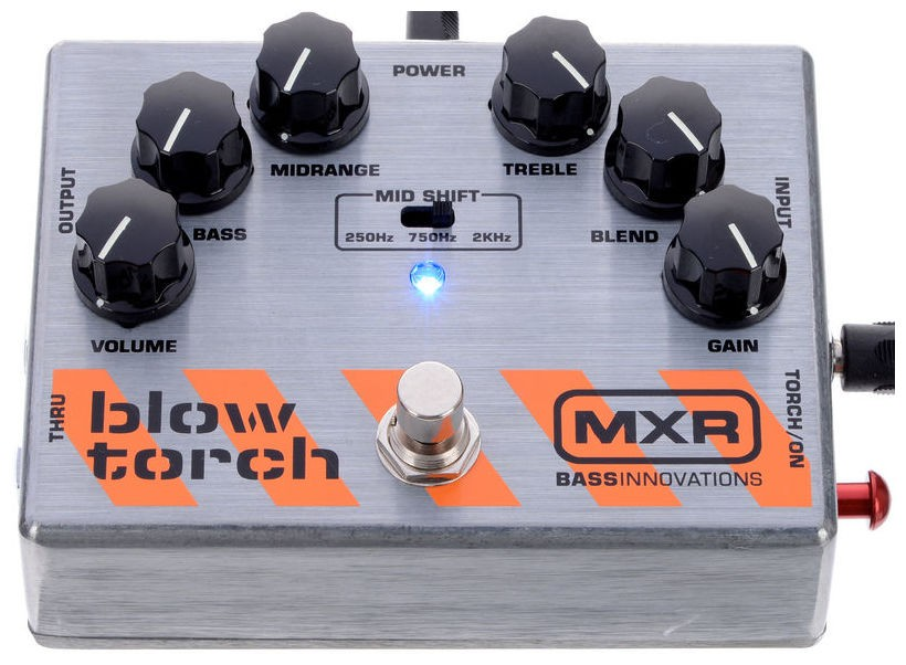 MXR M 181 Bass Blow Torch
