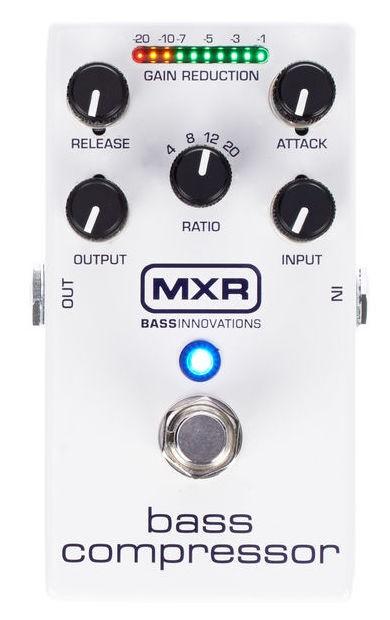 MXR M 87 Bass Compressor