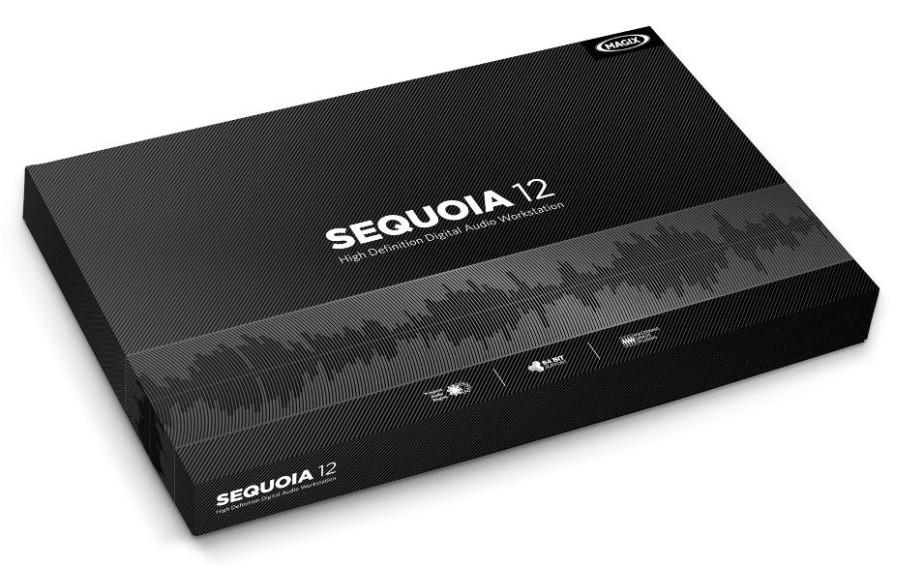 Magix Sequoia V12