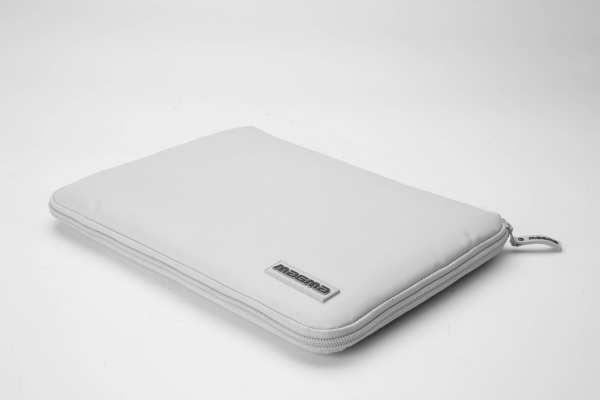 Magma Laptop Sleeve 17  Grey DEMO