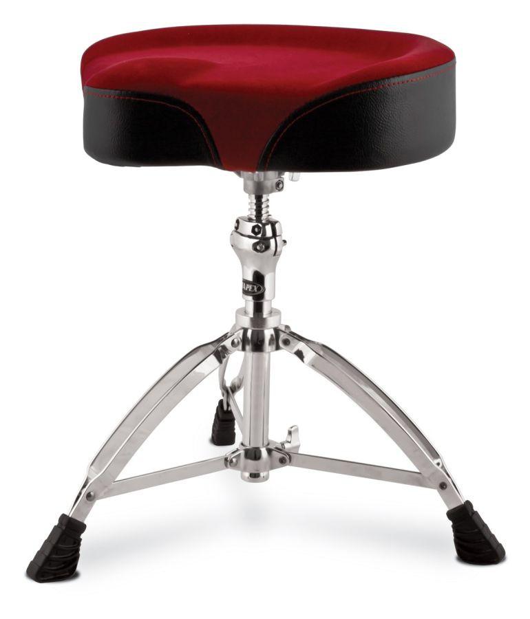 Mapex T 765 Schlagzeugstuhl Rot