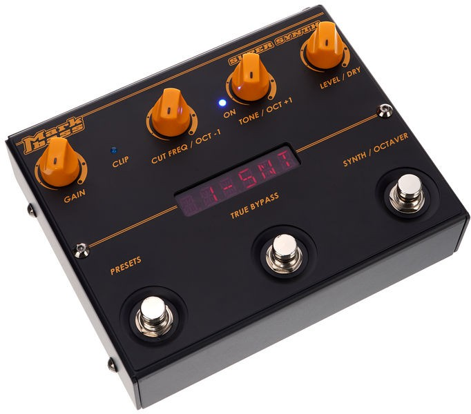 Markbass Super Synth Pedal