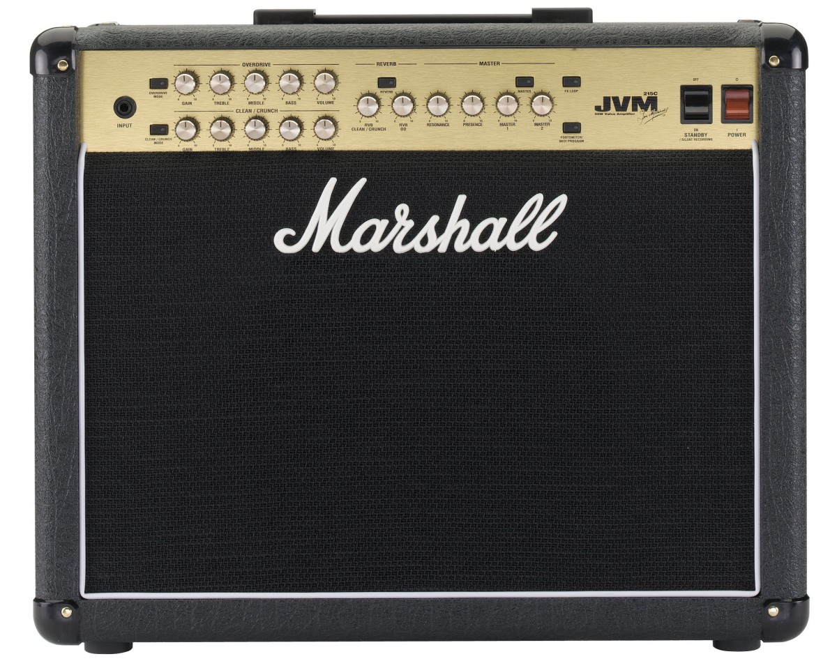 Marshall JVM 215C Combo