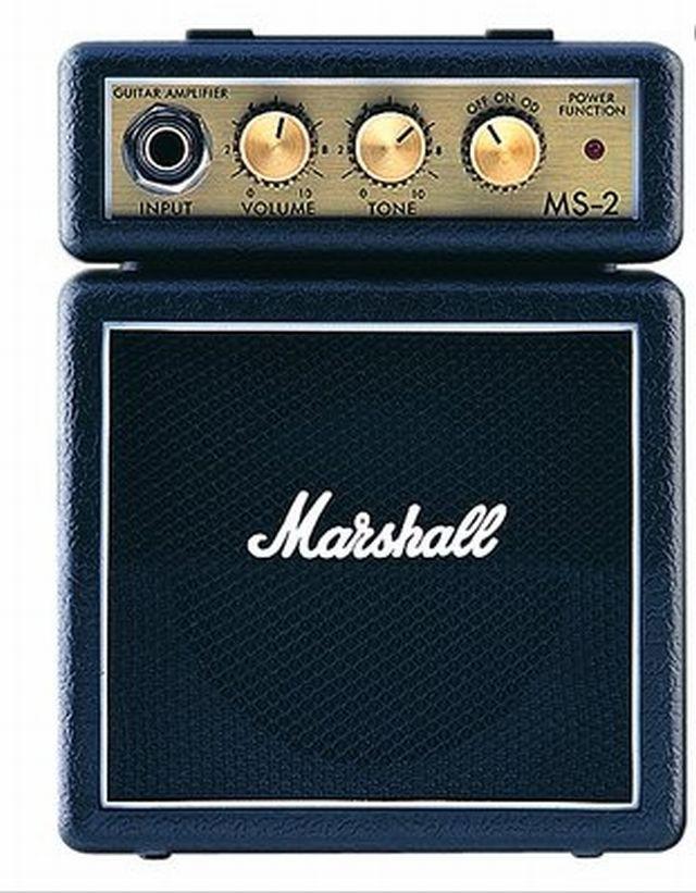 Marshall MS 2 Standard Microben