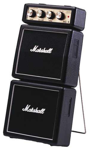 Marshall MS 4 Microben Stack
