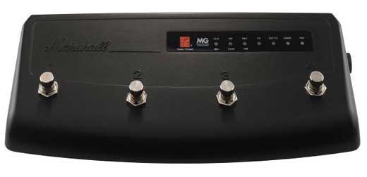 Marshall PEDL90008 Fussschalter f    r MG Serie