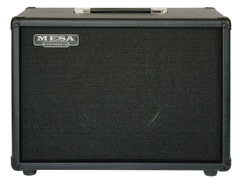 Mesa Boogie Compact Cabinet 112 Wide Closed Back